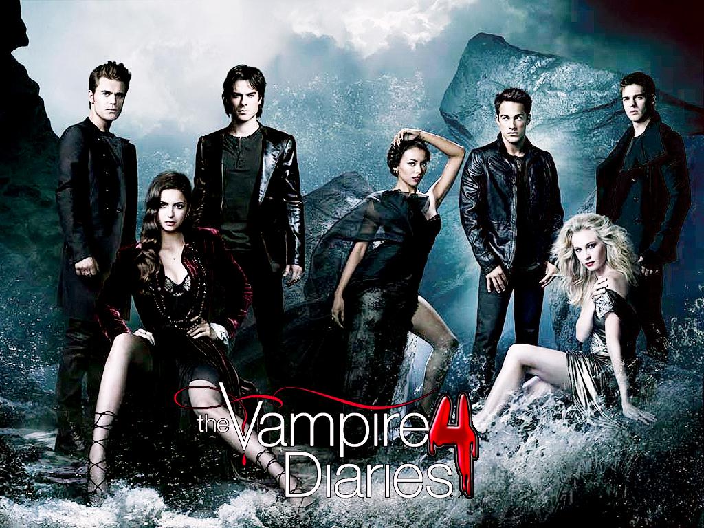 The Vampire Diaries Season 4 Episode 17 – Primetime Addiction
