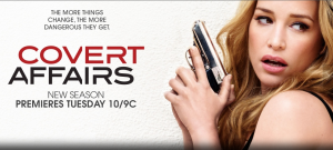 Covert Affairs Season 5 USA Piper Perabo