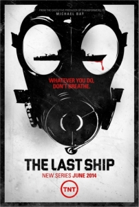 This is a much better poster than the one that is all over New York. All it has is a Navy ship and Eric Dane.