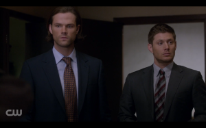 Screen shot Sam-Dean