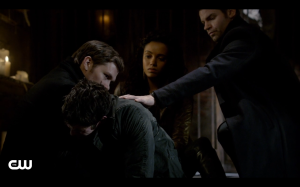 Tragedy was previewed, and Kol was the most likely victim, but it still came as a shock.