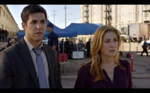 Maura and Frankie are really worried about Jane as the search continues.
