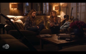 Rayna and Maddie are both struggling with Deacon at the moment.