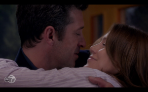 Meredith thought they were going live happily ever after, but where is Derek?