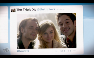 Will you follow The Triple Xs?