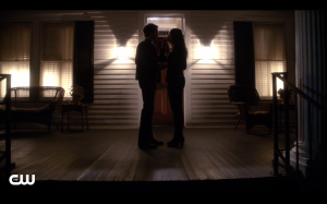 It seems fitting that we would see the old Gilbert house again before Elena leaves.