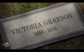 R.I.P. Victoria Grayson, you've left quite a legacy.