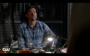 Once again a Winchester was stopping at nothing to save his loved one.