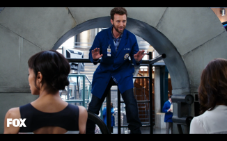 I've missed Hodgins outrageous experiments. It was nice the writers gave us one!