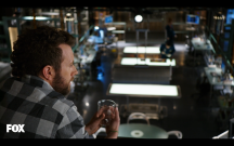 Does Hodgins really want to leave all of this behind?